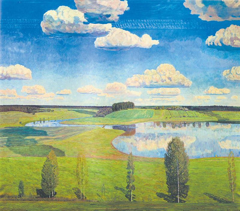 Валентин Сидоров. Тихая моя родина. (1980-1985)