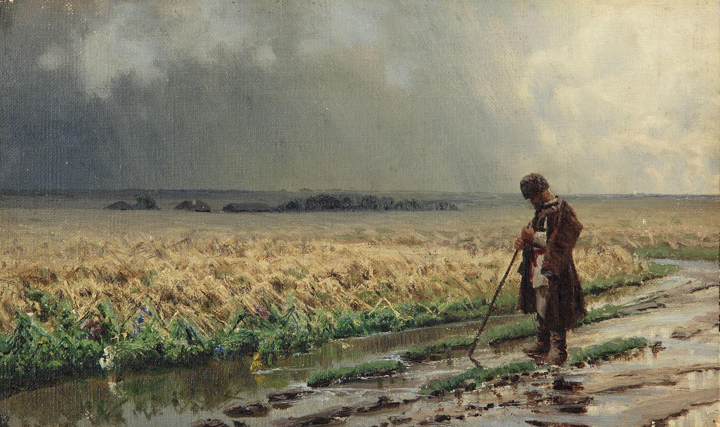 Сергеев Н.А. Градобой. 1897