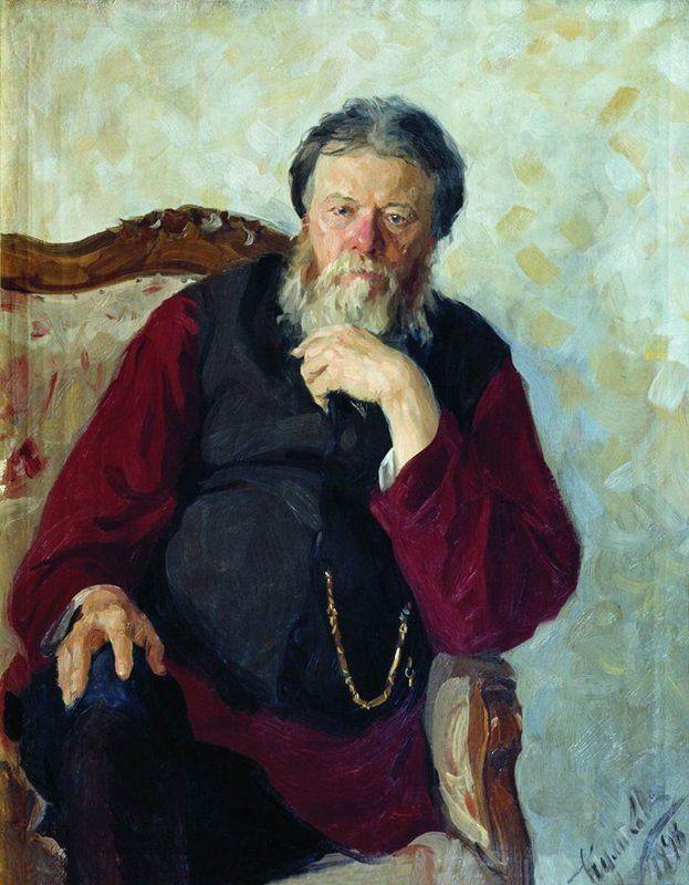 И.С. Куликов. Портрет отца