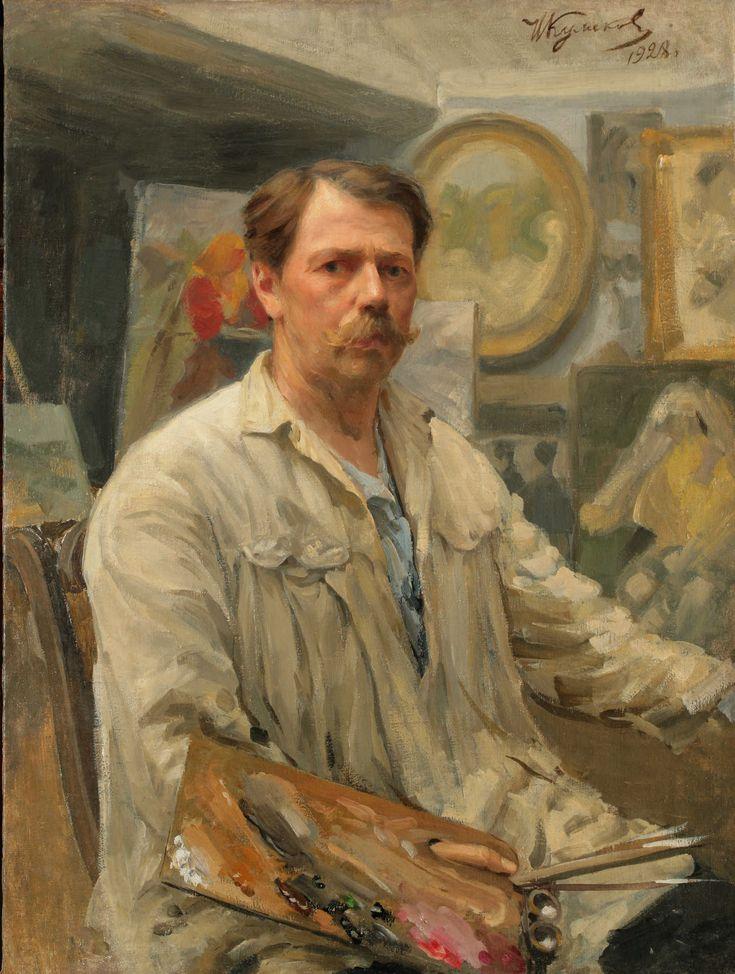 И.С. Куликов. Автопортрет