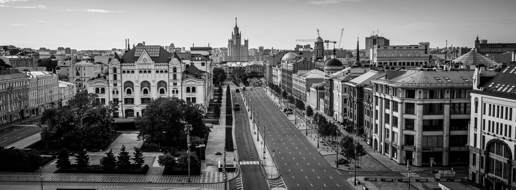 Политехнический музей и Новая площадь
