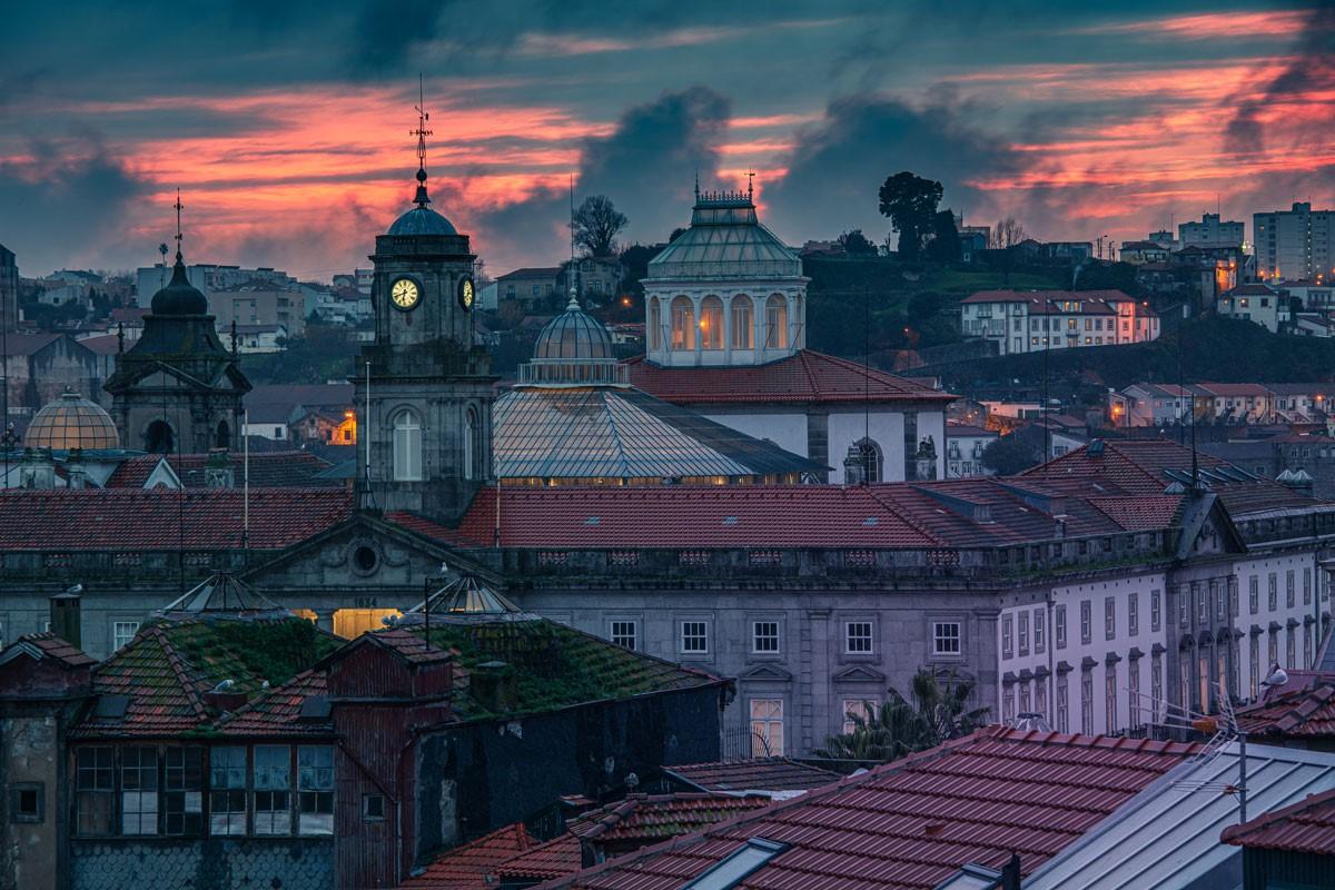 Сергей Шандин. Порту. Португалия