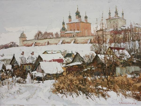 Картина Евгения Ромашко
