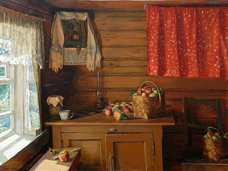 Григорий Чайников - Яблочный Спас, 2006