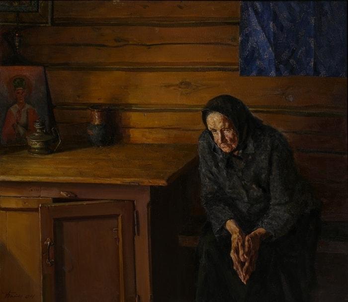 Григорий Чайников - В родном доме. Ожидание, 2004