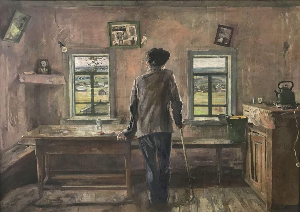 В.Н. Коркодым. Игнаша. 1983 г.