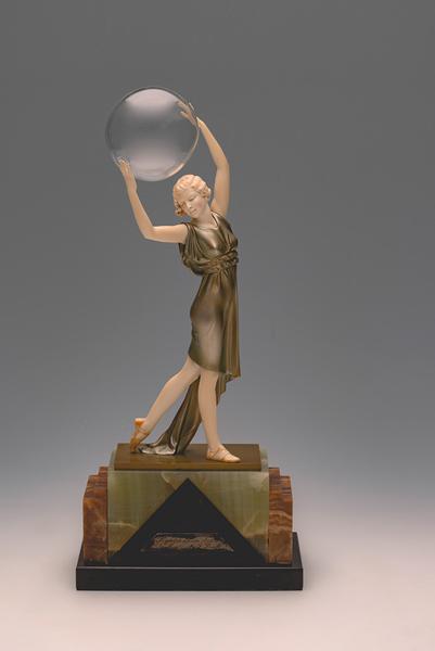 Фердинанд Прайс (1882-1943). Легче, чем воздух