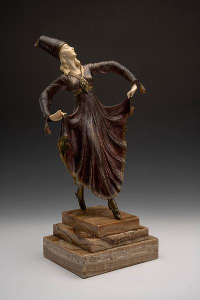 Марсель Андре Бурен (1886-1948). Танец