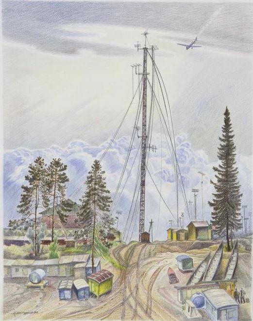 Аркадий Колчанов - Приполярье, 1984