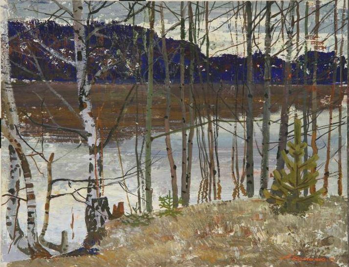 Аркадий Колчанов - Синий берег, 1971