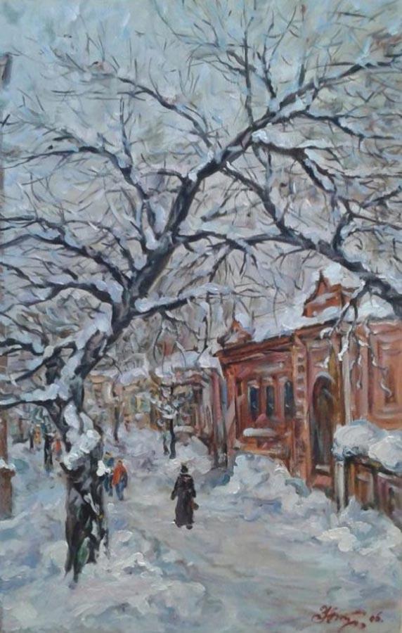 Турков Н.П. - Краснодар. Улица Кирпичная-Чапаева, 2006
