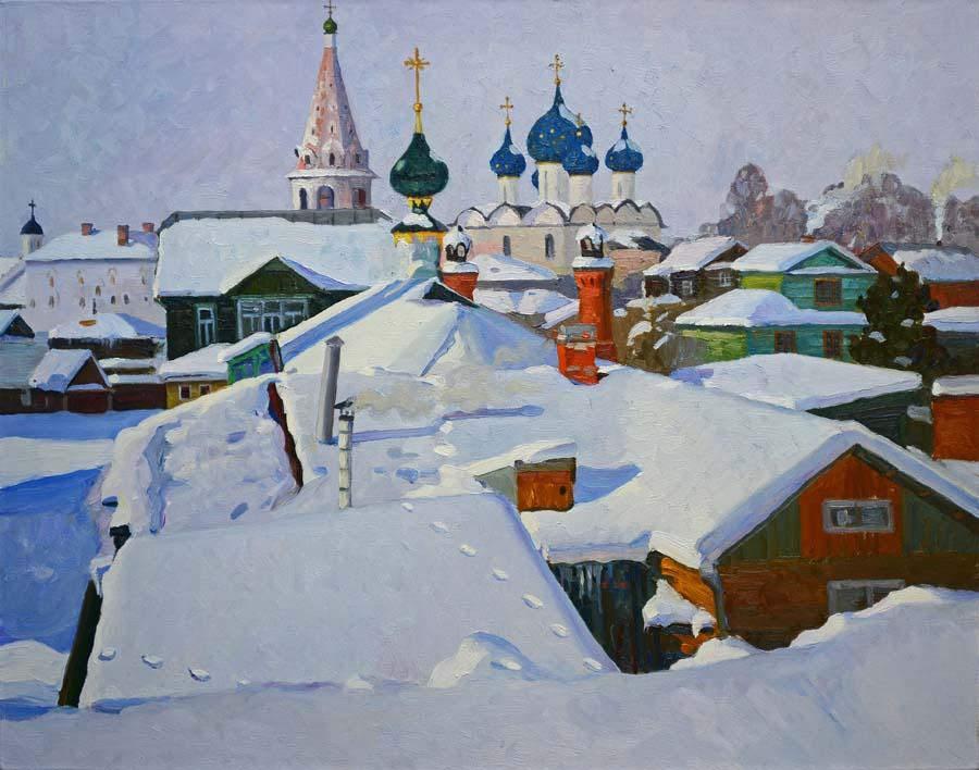 Работа Анастасии Нестеровой