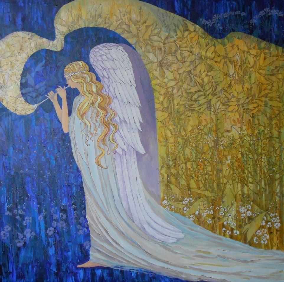 Синишина-Шпирко М. Мелодия ангела. 2015