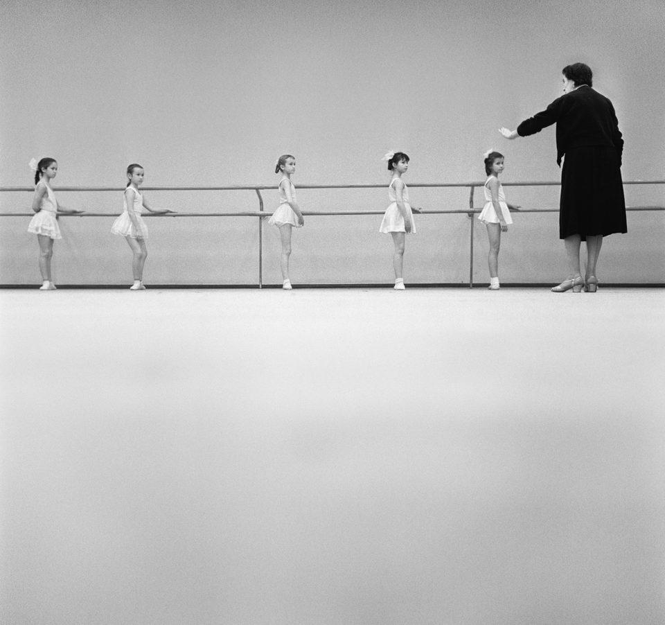 Владимир Лагранж. Юные балерины. 1962