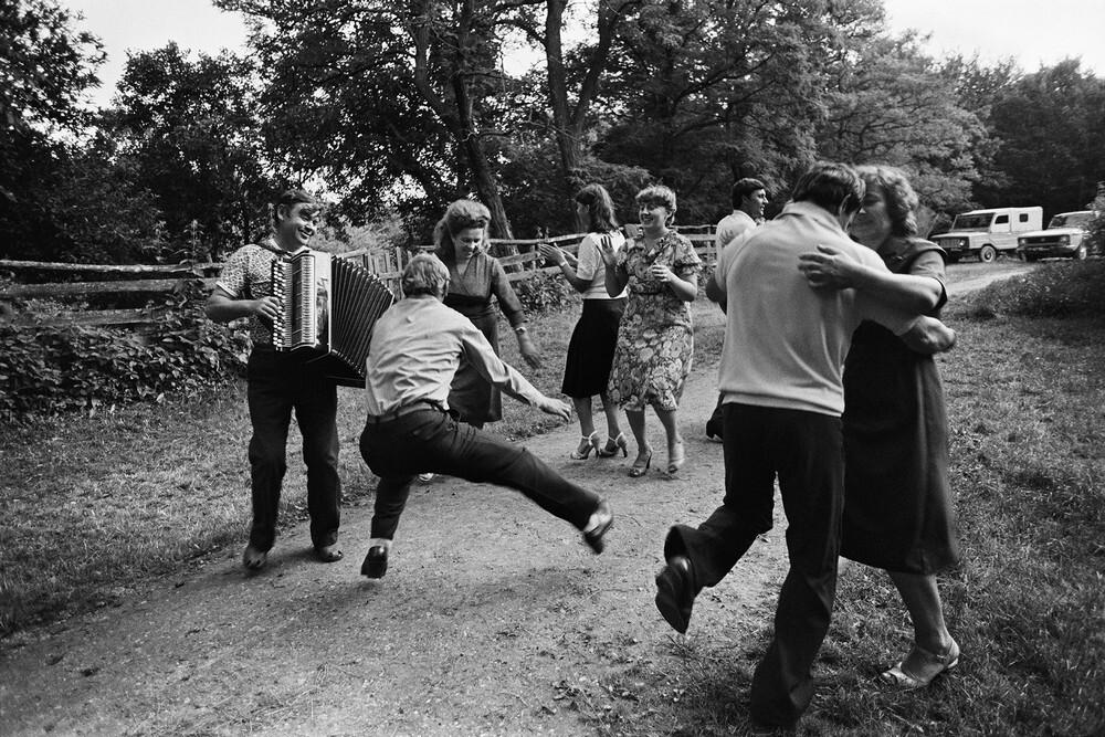 Владимир Лагранж. Какие танцы без баяна? 1983