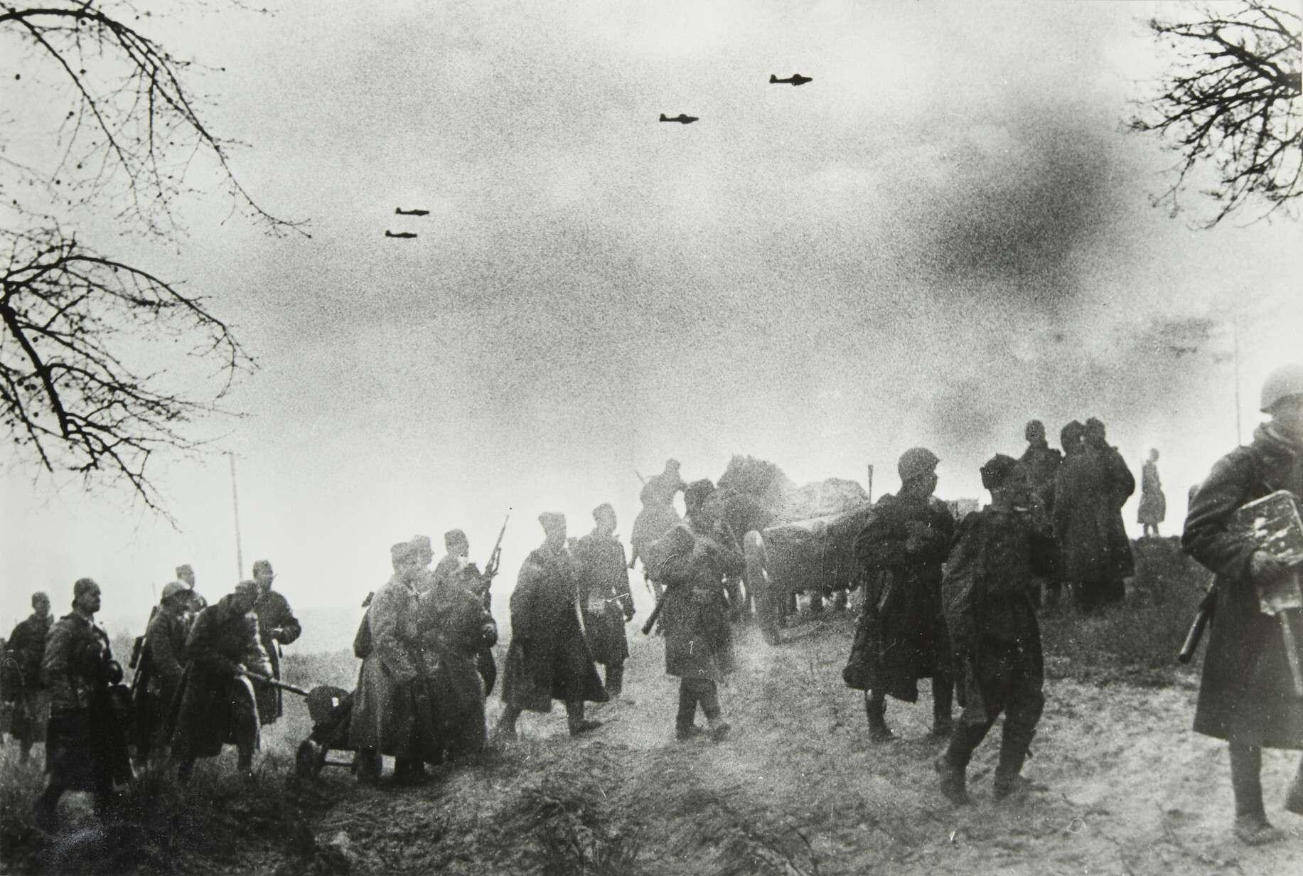 Иван Шагин  На Берлин   Германия, 1945
