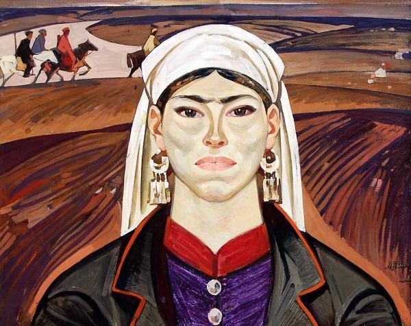 Александр Кирчанов (1919–1987). Дочь Салаирского края. 1968