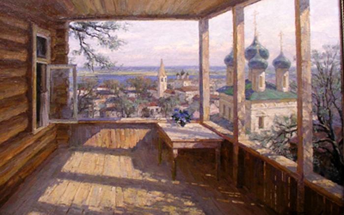 Николай Бурдастов - Светлый май