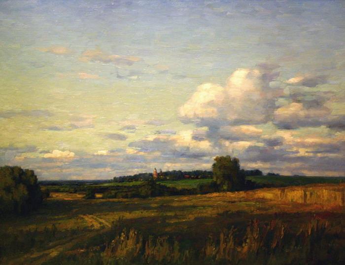 Николай Бурдастов - «В полях вечерних», 2000