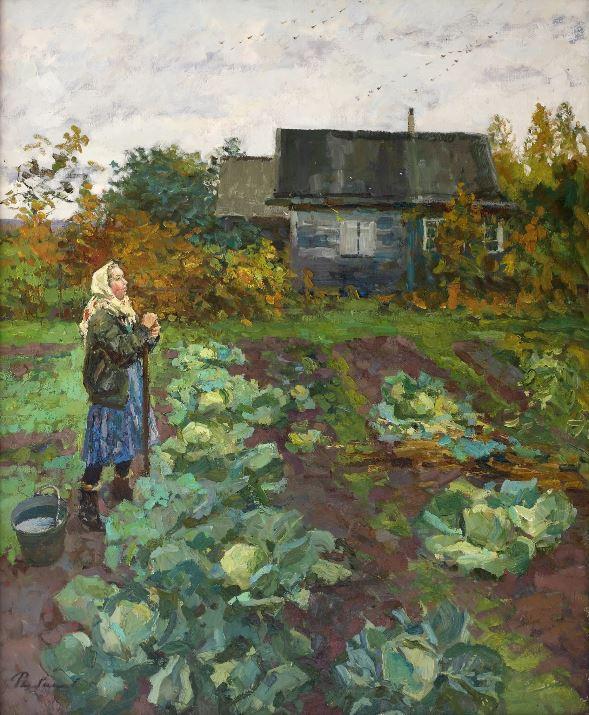 Работа Ирины Рыбаковой