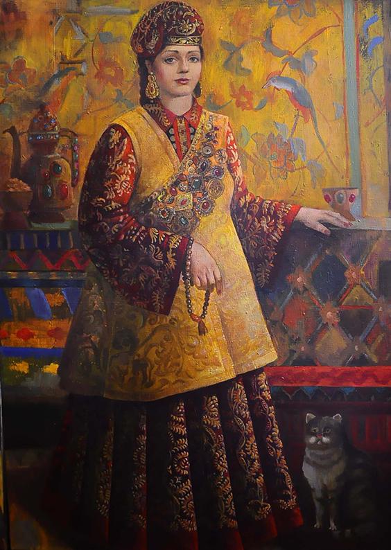 Рамзия Зиннатова - Татарская красота