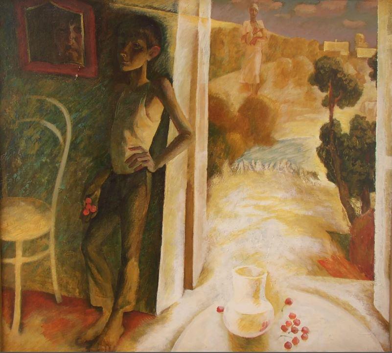 Николай Ливада - Родительский дом, 1981