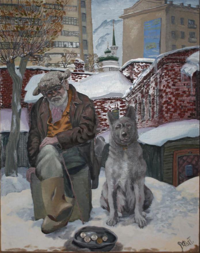 Рустам Фаттахов - На службе, 2006