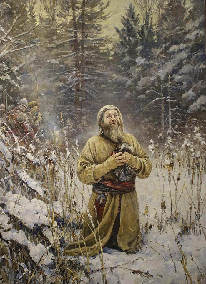 Василий Нестеренко - Молитва Сусанина