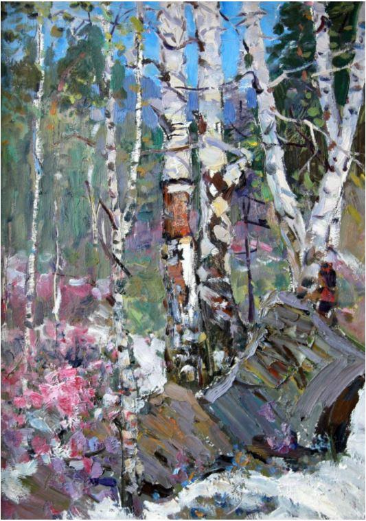 Иван Блохин - Весна, 1993