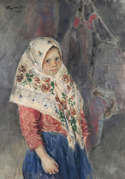 Иван Куликов - Настька, 1912