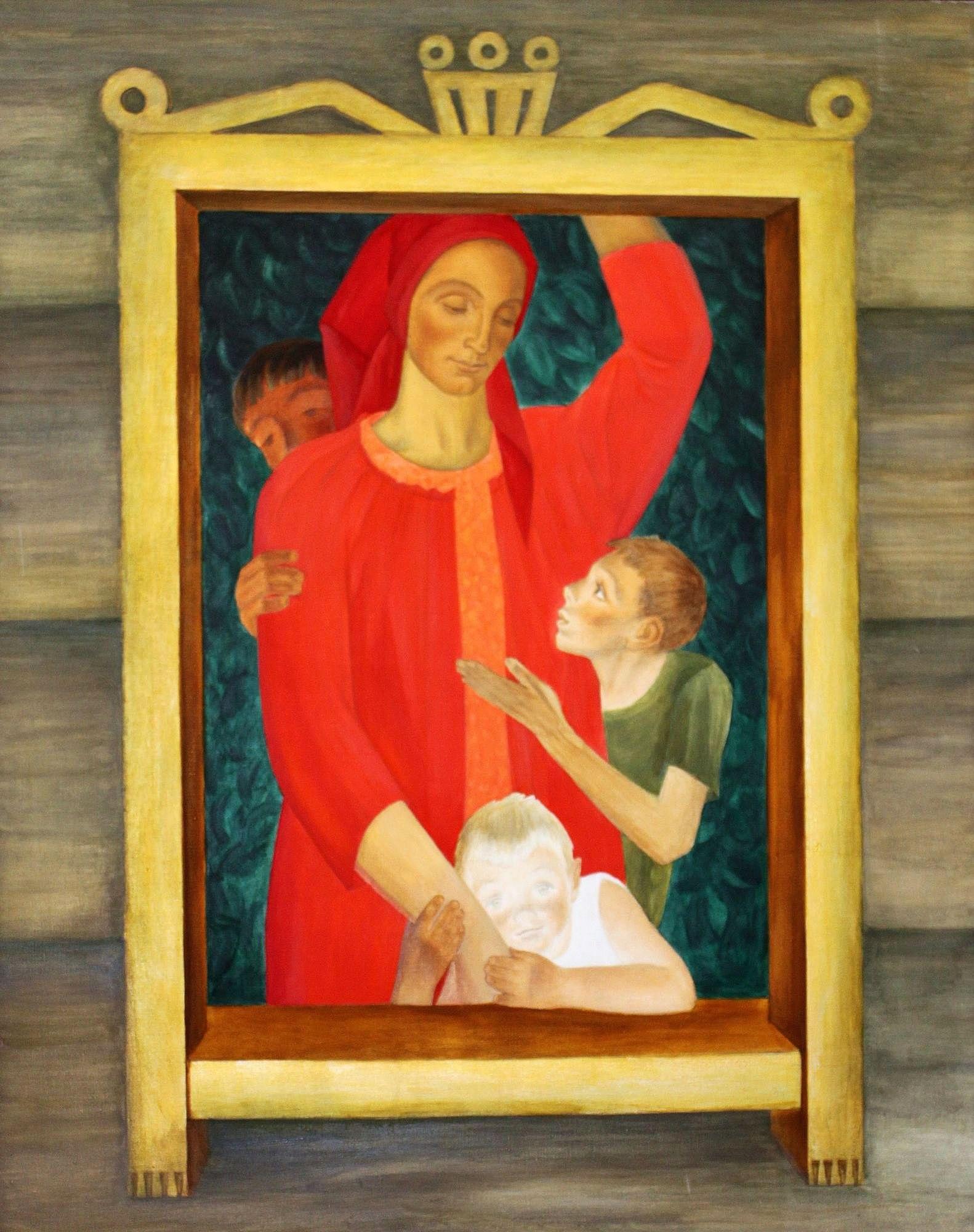 Джанна Тутунджан - Берегиня, 2001