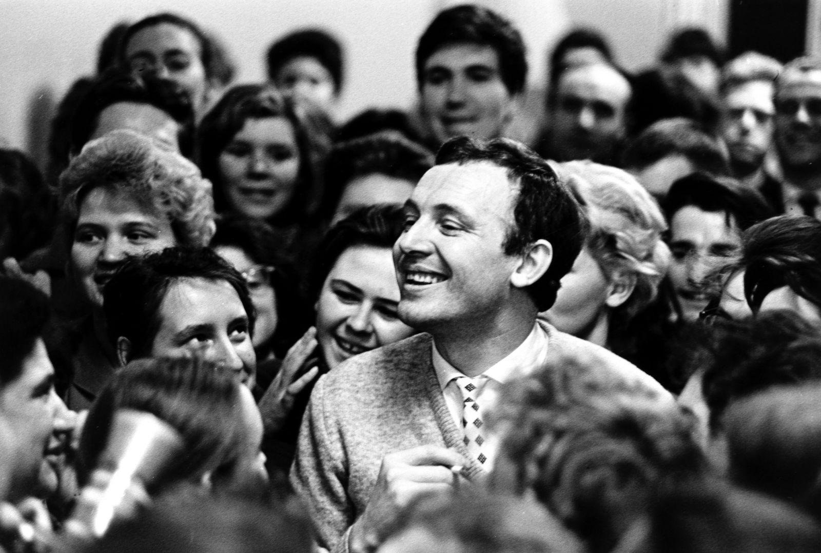 Леонид Лазарев - Иннокентий Смоктуновский, 1961 год