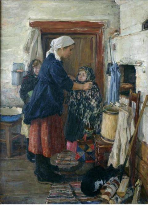 Виктор Киселев - Мать, 1946