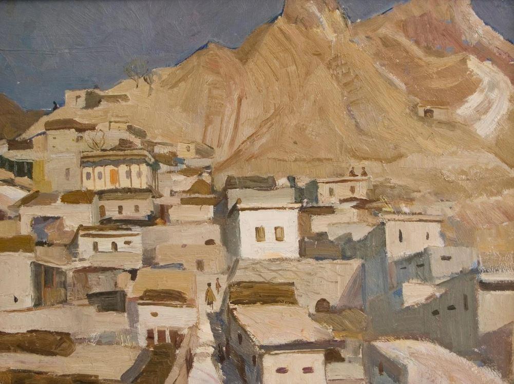 Пикалов Е.А. Дагестан. Ходжал-Махи. 1976 г