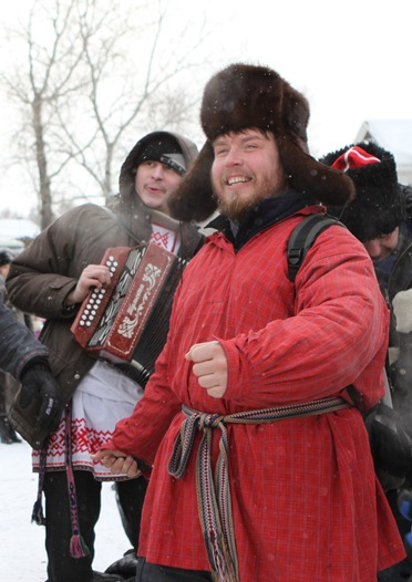 Конкурс Народное творчество в объективе Гуляй, Масленица