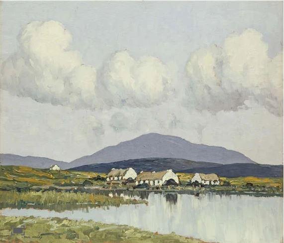 Пол Хенри Деревня Коннемара