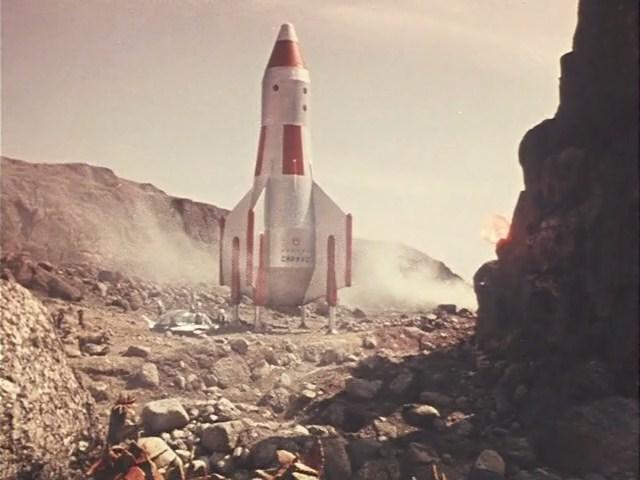 Кадр из фильма Планета бурь