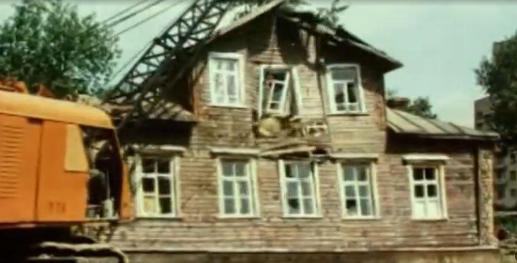 Кадр из фильма «Раз на раз не приходится»
