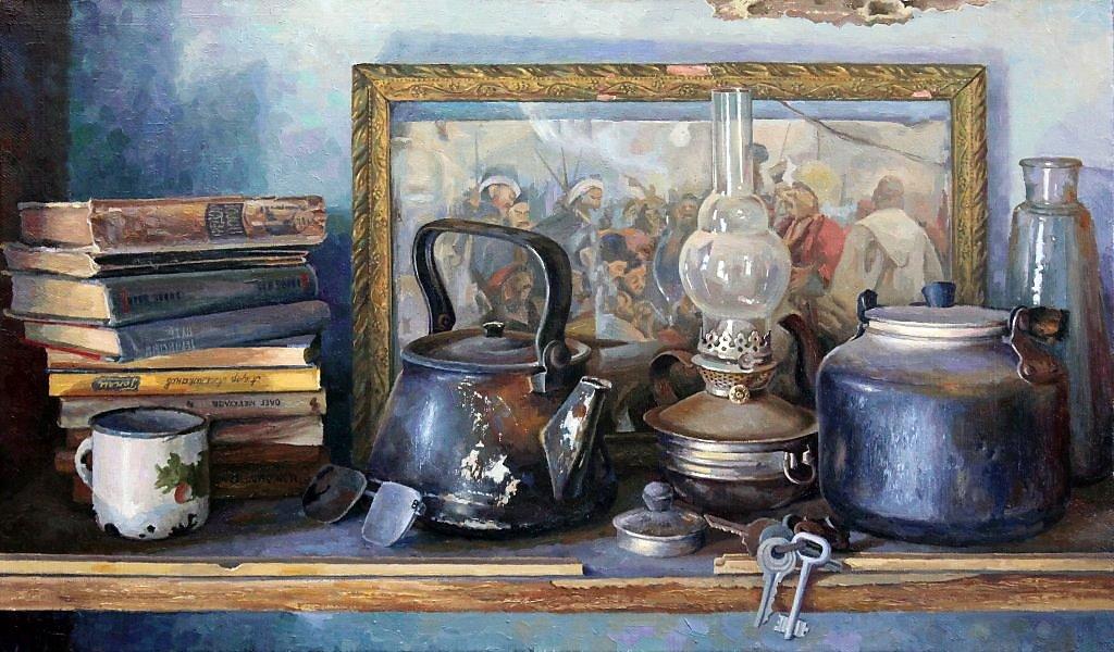 Евгений Ивкин - Забытые вещи отца