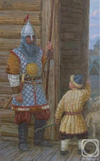 Равиль Загидуллин Стражник
