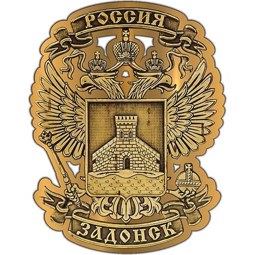Герб города Задонск
