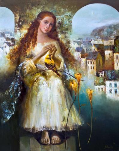 Анжелика Привалихина Золотая соната