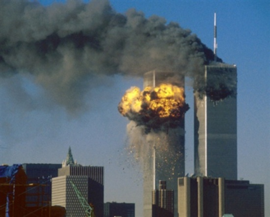 11 сентября 2001 года Атака на башни ВТЦ