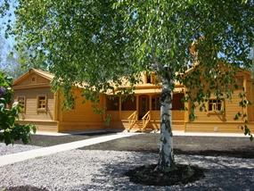 Музей-усадьба В.Г.Белинского в городе Белинский (бывший Чембар) Пензенской области