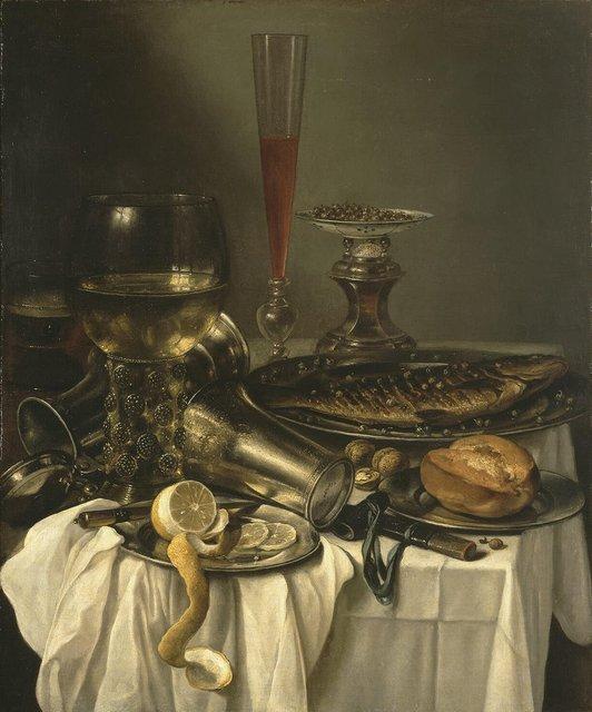 Питер Класс Завтрак с рыбой