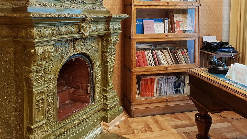 Обстановка квартиры Г.М. Кржижановского