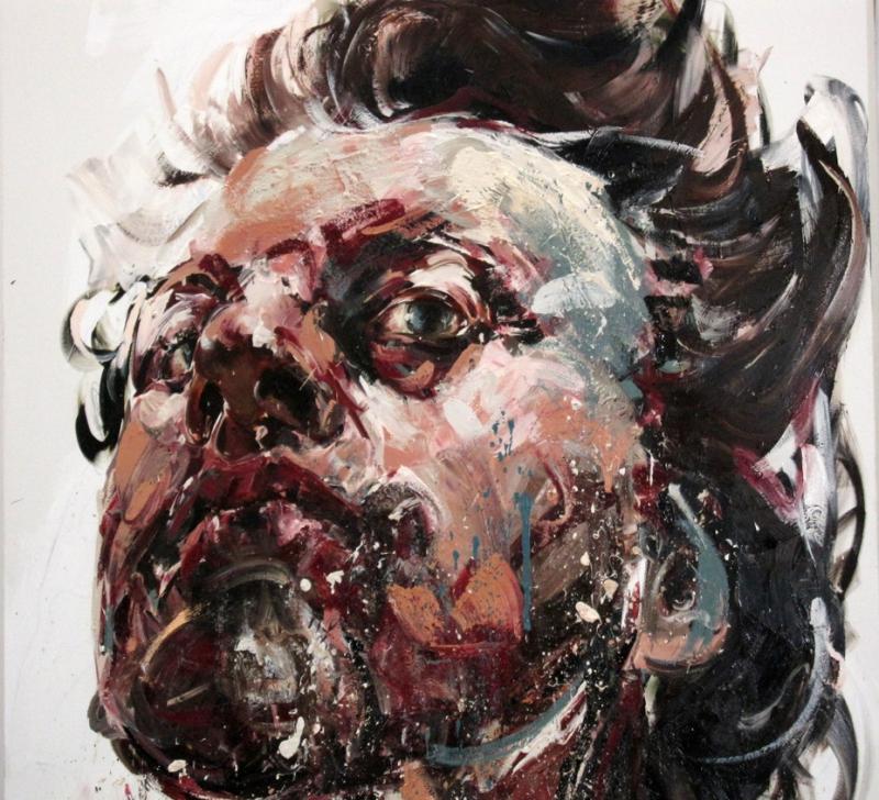 Филипп Паскуа Автопортрет
